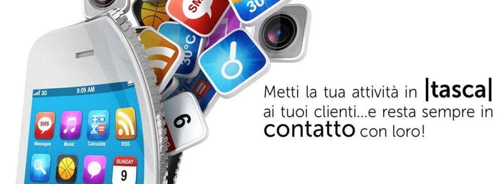 realizzazione app smartphone