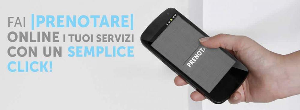 sistema prenotazione servizi