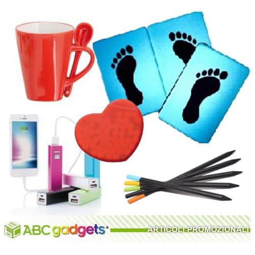 articoli promozionali ABC gadgets