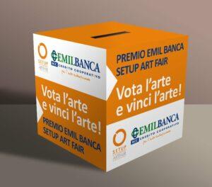 concorso emilbanca setup art fair bologna
