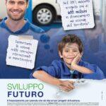 campagna pubblicitaria Emil Banca Sviluppo Futuro 2
